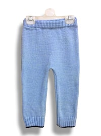 Blue - Crew neck - Baby Jumpers