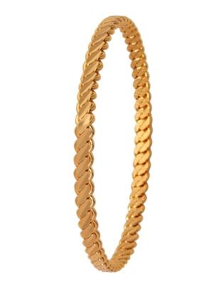 Gold - Bracelet - Fsg Takı