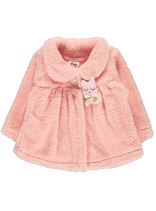 Salmon - Baby Cardigan - Civil