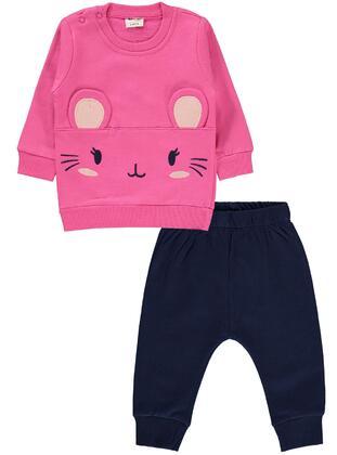 Fuchsia - Baby Suit