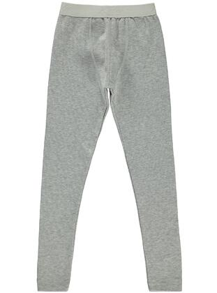 Gray - Boys` Pants - Civil