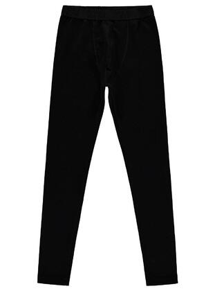 Black - Boys` Pants - Civil