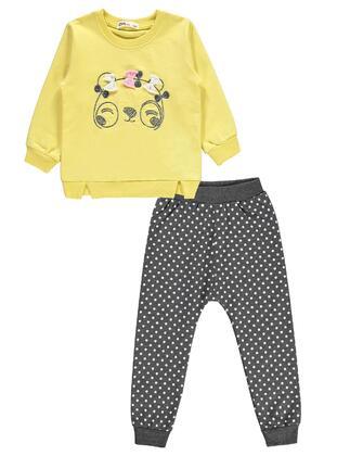 Yellow - Girls` Suit - Civil