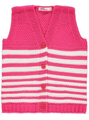 Fuchsia - Girls` Vest