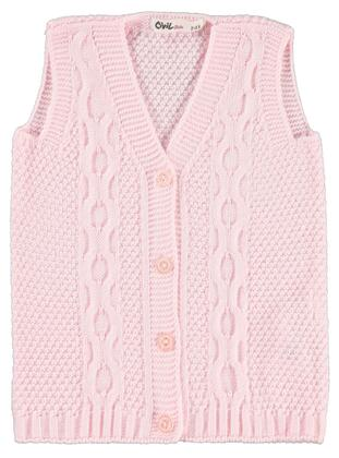 Pink - Girls` Vest - Civil