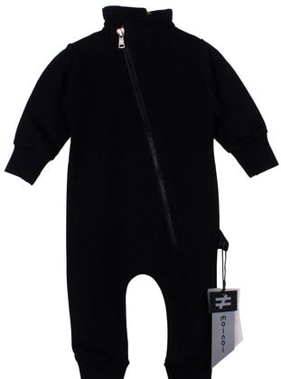 Polo neck -  - Unlined - Black - Overall - Karnaval Baby