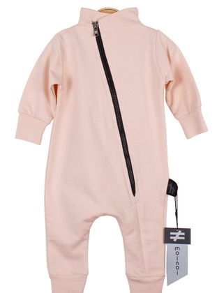 Polo neck -  - Unlined - Salmon - Overall