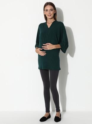 Smoke - Maternity Leggings