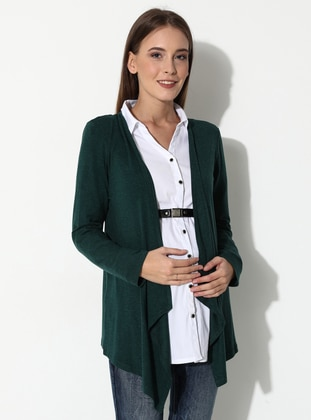 Green - Maternity Tunic