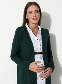 Green - Maternity Tunic