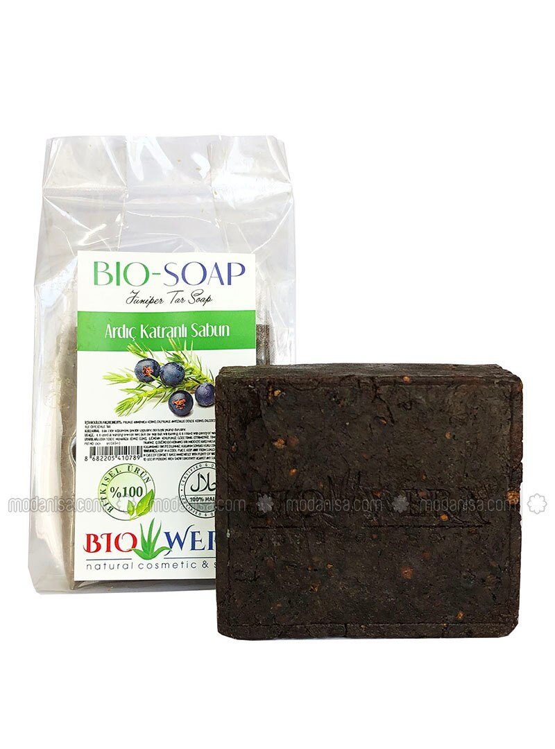 Black - Soap