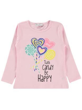 Pink - Girls` Sweatshirt - Civil