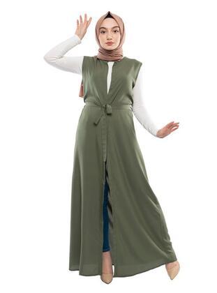 Green - Vest