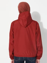 Terra Cotta - Fully Lined - Puffer Jackets