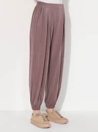 Dusty Rose - - Pants