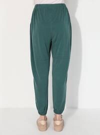 Green - - Pants