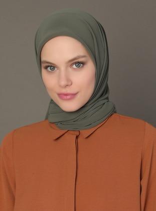 Khaki - Plain - Scarf