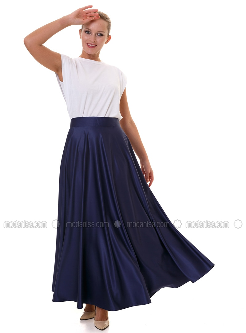 Indigo - Unlined -  - Skirt