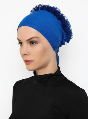 Saxe - Lace up -  - Bonnet