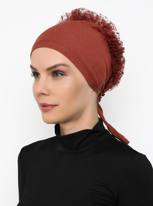 Onion Skin - Lace up -  - Bonnet