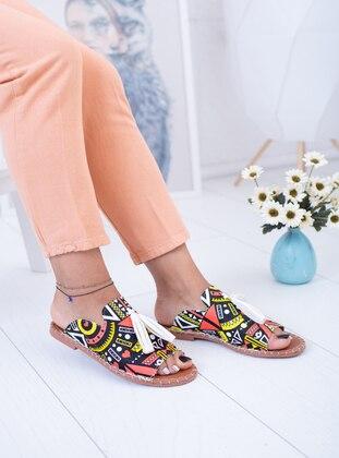 Multi - Sandal - Moda Değirmeni