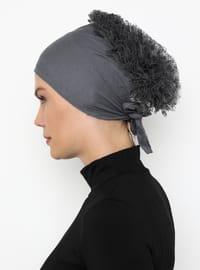 Smoke - Lace up -  - Bonnet