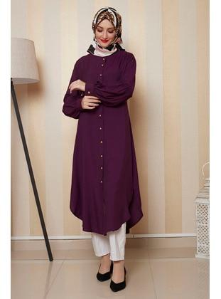 Purple - Tunic