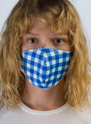 Multi - Blue - Mask