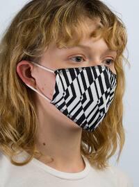 Multi - Black - Mask
