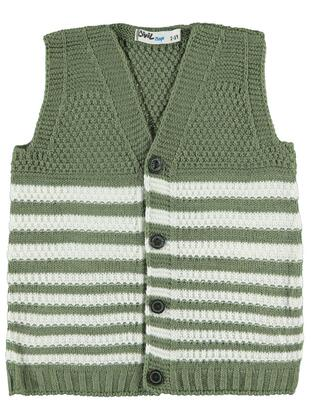 Khaki - Boys` Vest - Civil