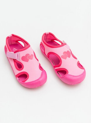 Pink - Kids Home Shoes