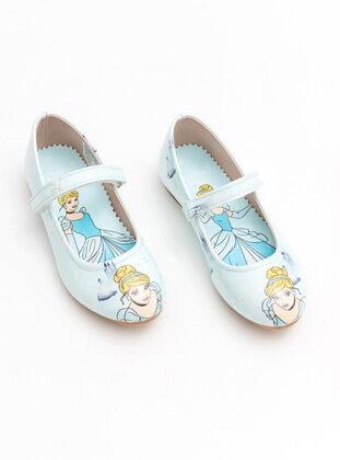 Blue - Girls` Flat Shoes - LC WAIKIKI