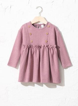 Pink - Baby Dress - LC WAIKIKI