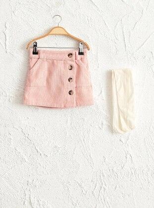 Pink - Baby Skirt - LC WAIKIKI