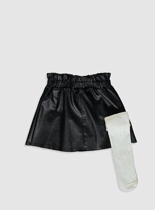 Black - Baby Skirt - LC WAIKIKI
