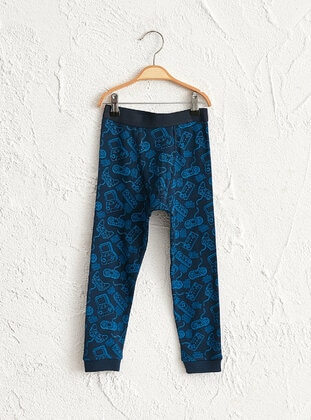Navy Blue - Kids Underwear - LC WAIKIKI