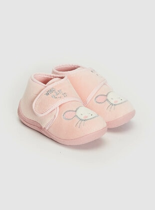 Salmon - Kids Home Shoes