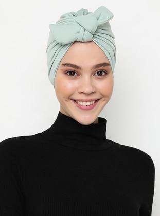Sea-green - Simple - Bonnet