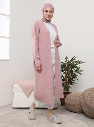 Pink - Rose - Cardigan
