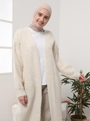 Ecru - Cardigan