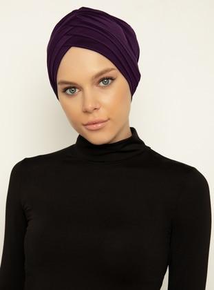 Purple - Bonnet