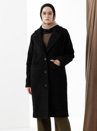WEATHERPROOF WOMENS COAT PONCHO M UK 12-14 GREY HIGH NECK