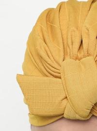 Gold - Simple - Bonnet