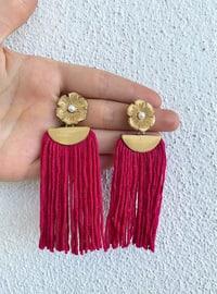 Fuchsia - Earring