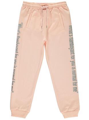 Pink - Girls` Sweatpants - Civil