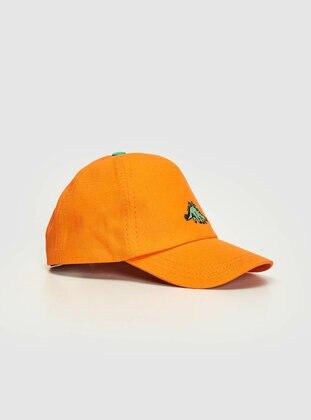 Orange - Hat