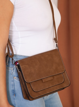 Mink - Satchel - Shoulder Bags