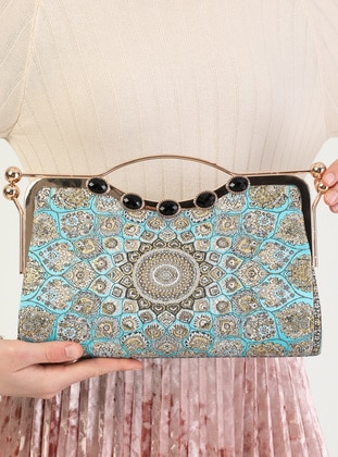 Multi - Satchel - Clutch - Clutch Bags / Handbags