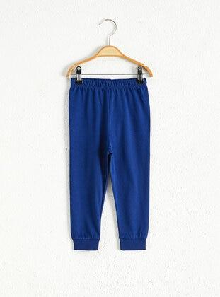 Navy Blue - Baby Pyjamas - LC WAIKIKI