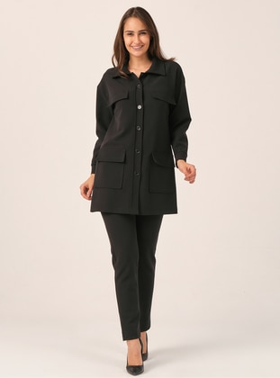 Black -  - Suit
